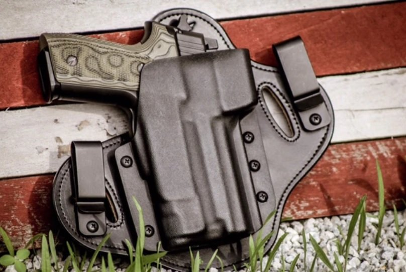RMR Guard, From Hidden Hybrid Holsters