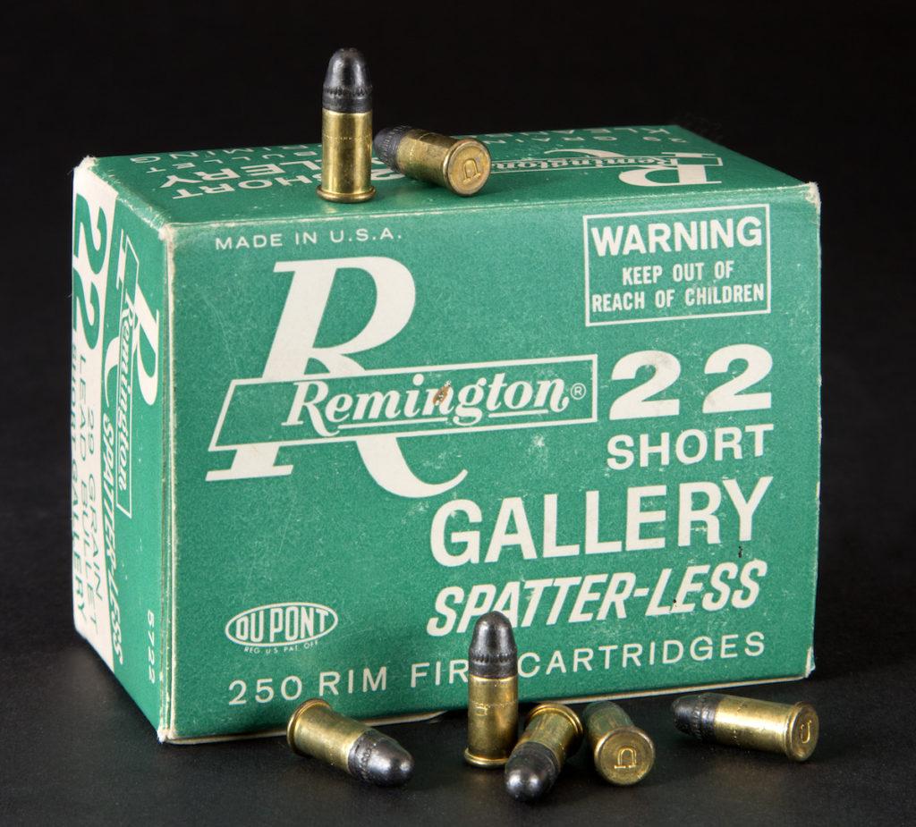 remington spatter-less frangable ammo