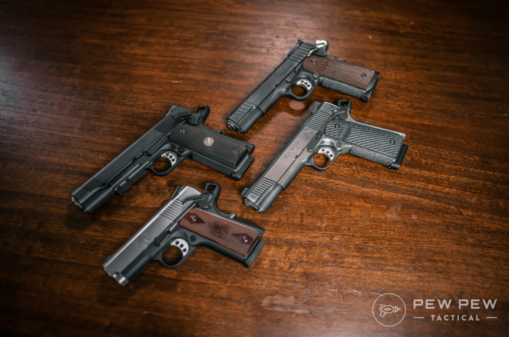Some 1911s