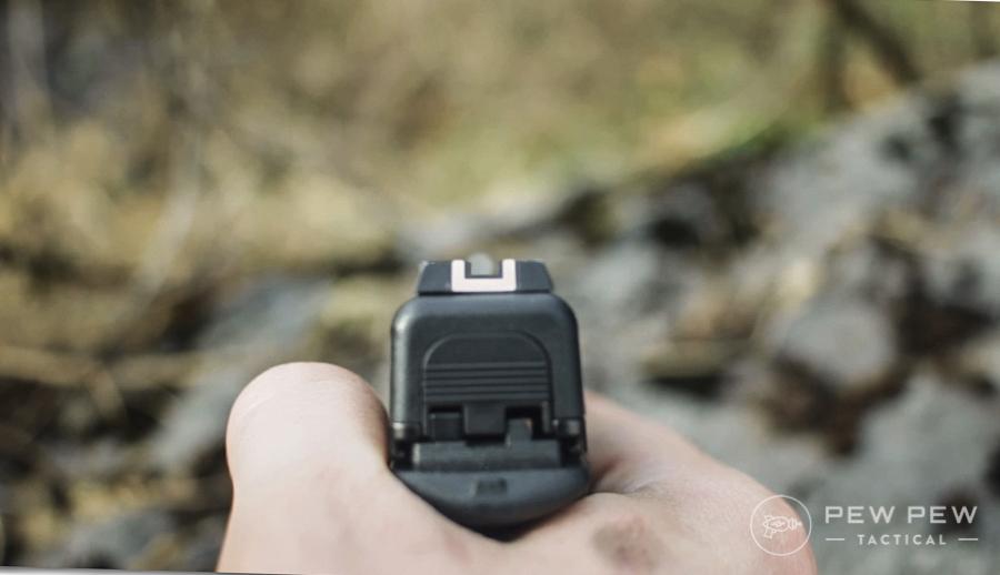 G44 Rear Sight