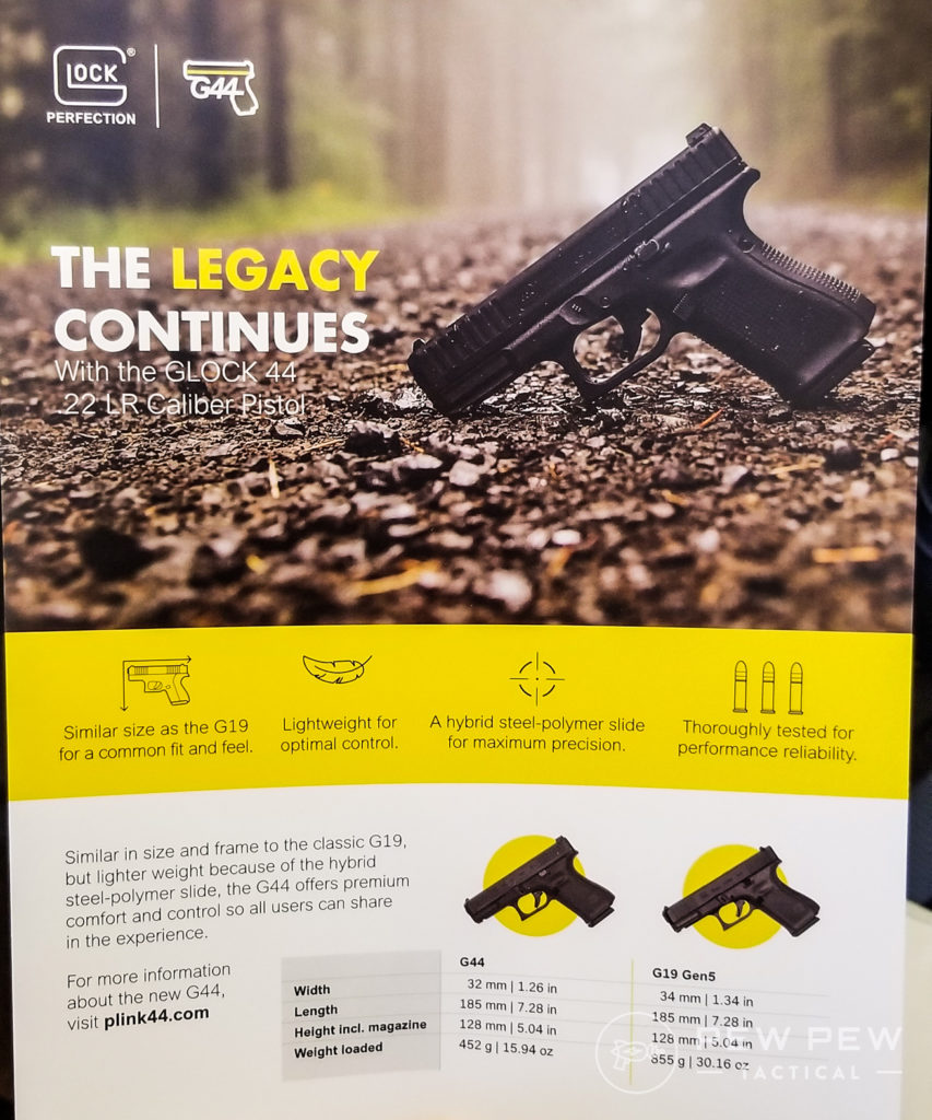 Glock 44 Flyer