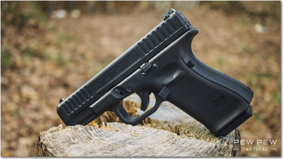 Review Video Glock 44 First Legendary 22lr Pew Pew Tactical
