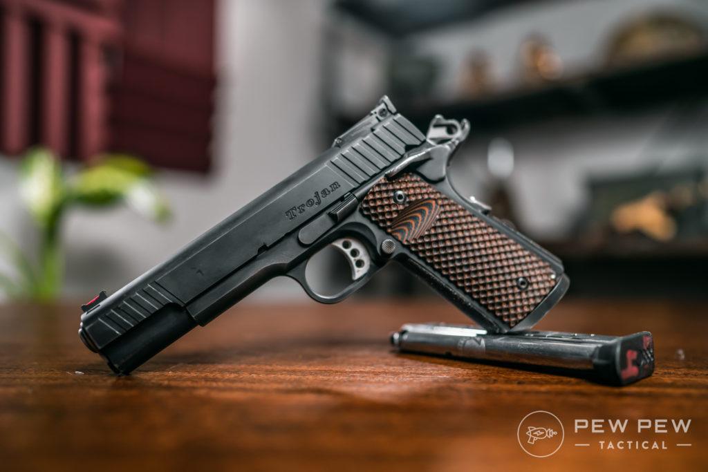 STI Trojan 9mm 1911