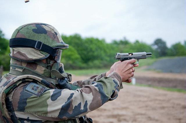 French army MAC50