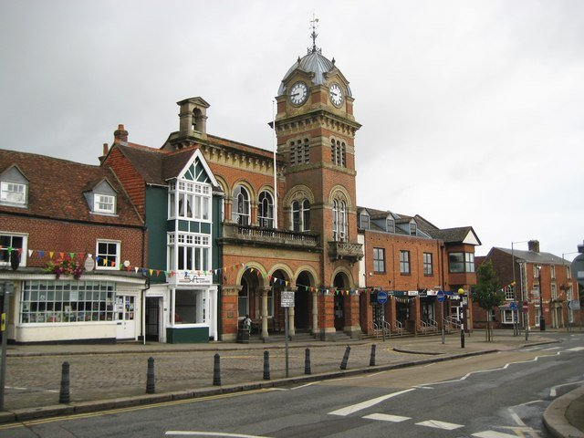 Hungerford_Town_Hall