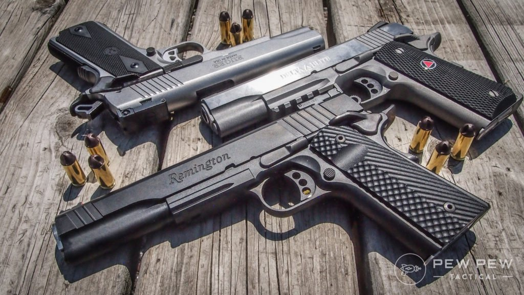 Inceptor 10mm 90-grain ARX frangibles and a trio of 10mm handguns. Matches made in frangible heaven.