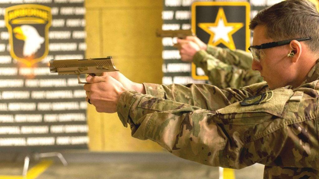 M17 Shooting Army