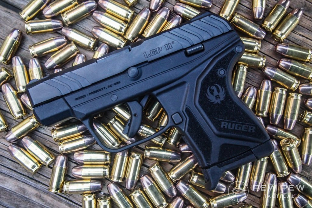 Sinterfire .380 ACP 75 grain HP Frangibles and a Ruger LCP II. If you like .380 ACP you really should check out Sinterfire's frangibles