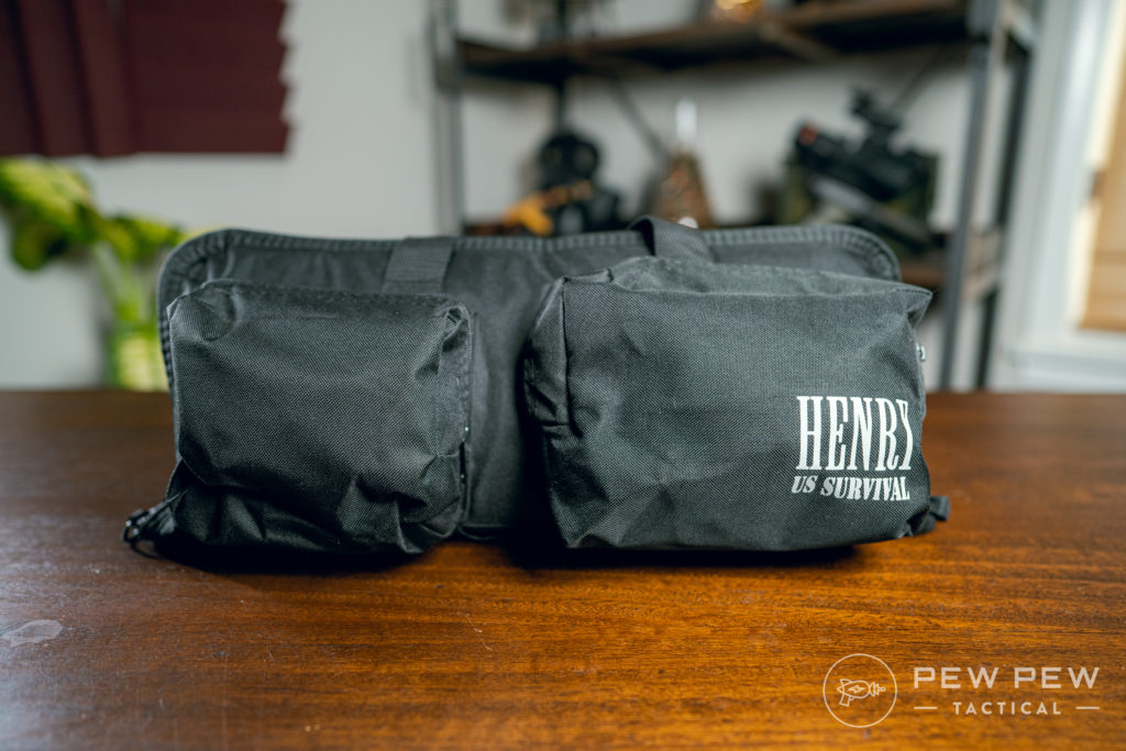 Henry US Survival Pack