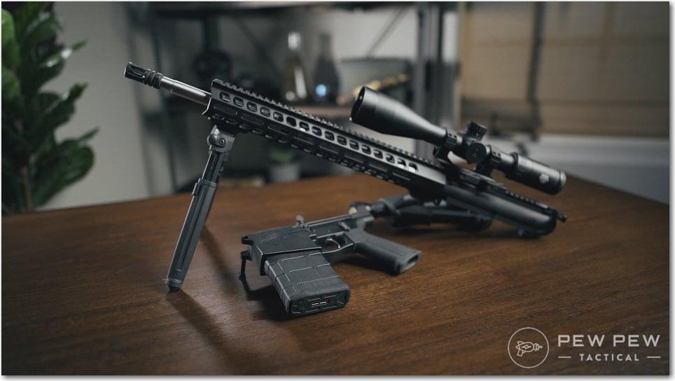 PSA AR-10 Gen 3 Upper and Lower