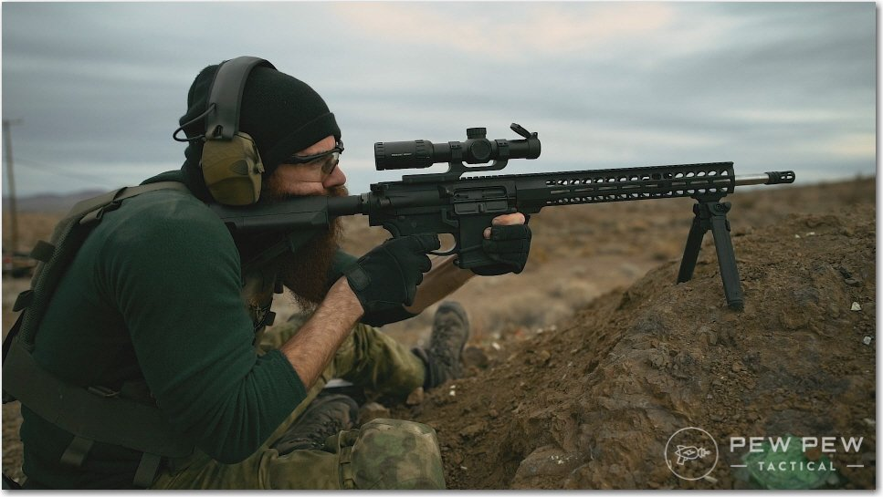 PSA AR-10 with Primary Arms 1-6x