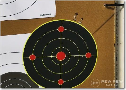 PSA AR-10 Gen 3, Gold Medal 168gr