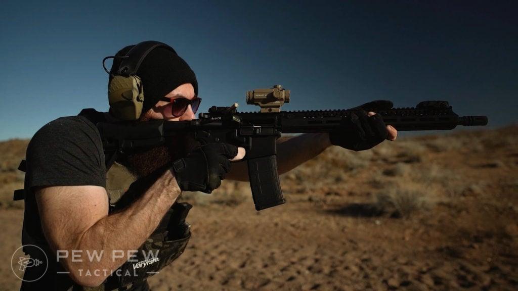 BCM in the Desert