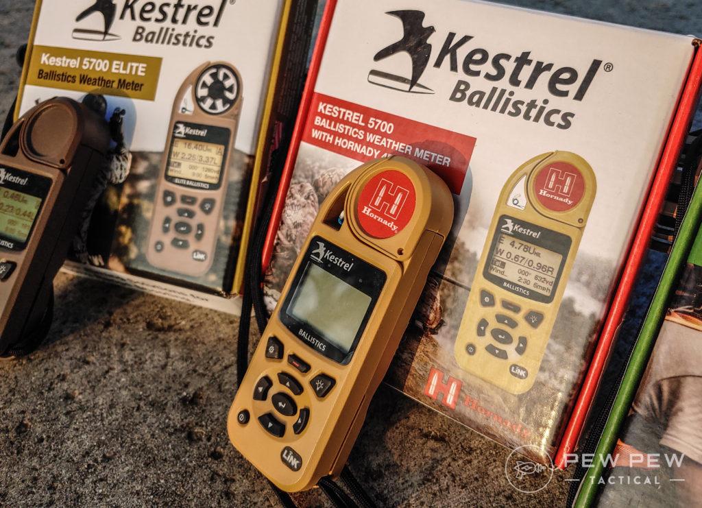 Kestrel 5700 Hornady