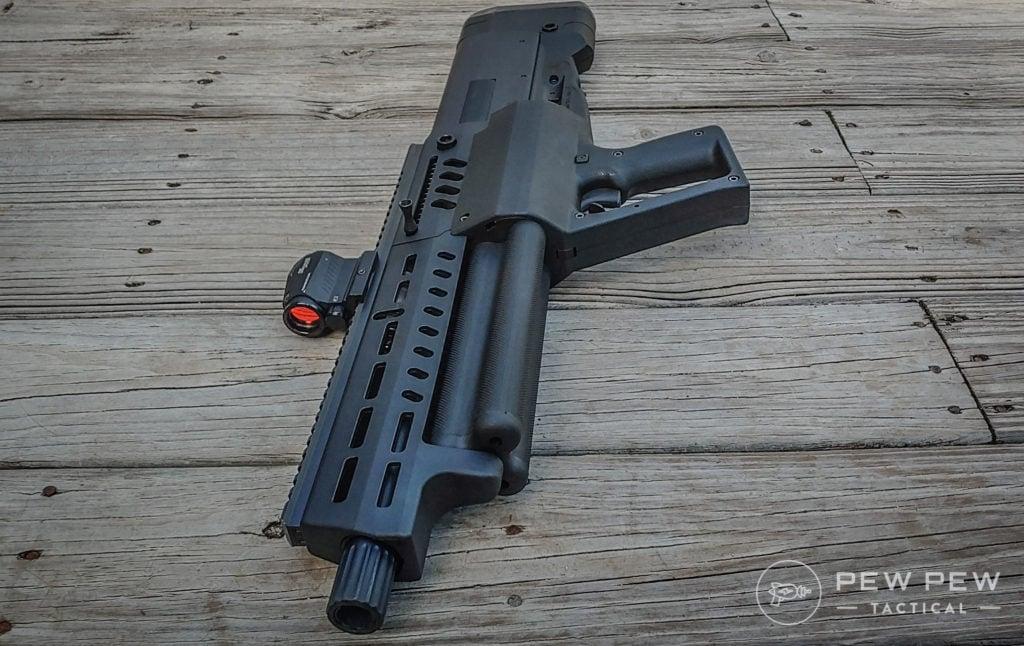 Tavor Shotgun front view