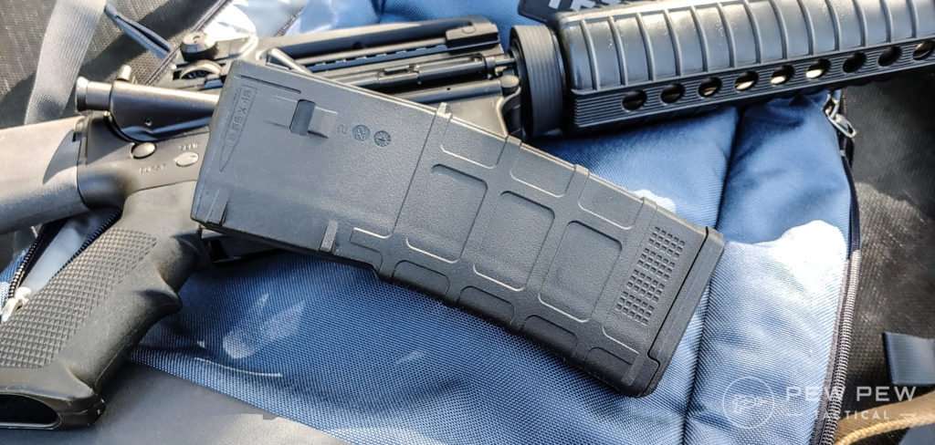 What I Carried PMAGs (1)