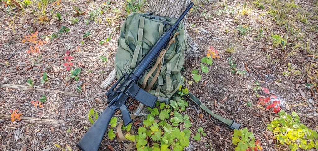 What I Carried USMC Alice Pack (1)