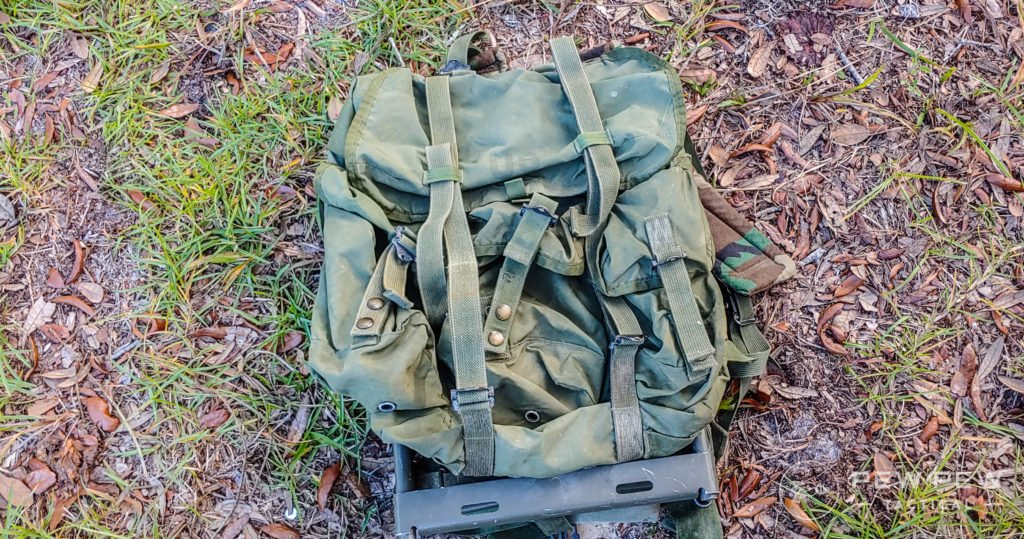 What I Carried USMC Alice Pack (2)