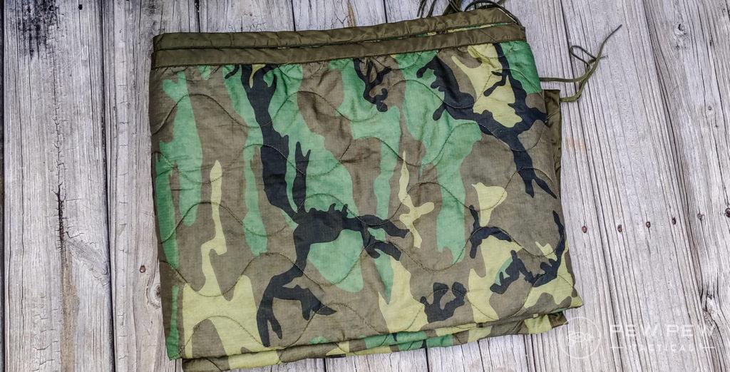 What I Carried USMC Woobie (3)