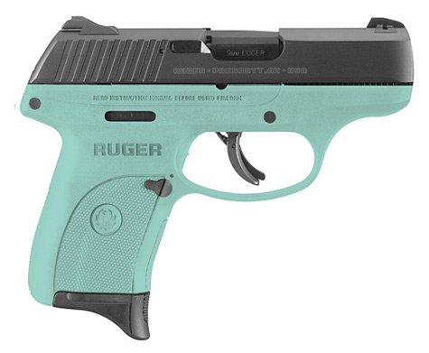 ruger lc9s blue