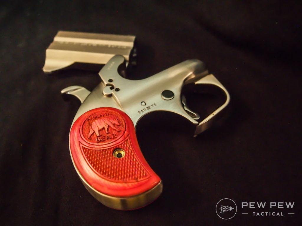 Bond Arms Mama Bear Open