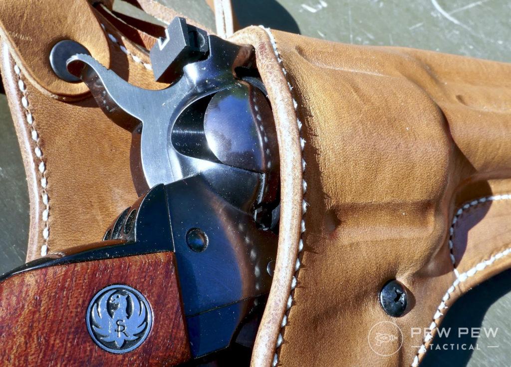 Ruger Blackhawk in 45 Colt