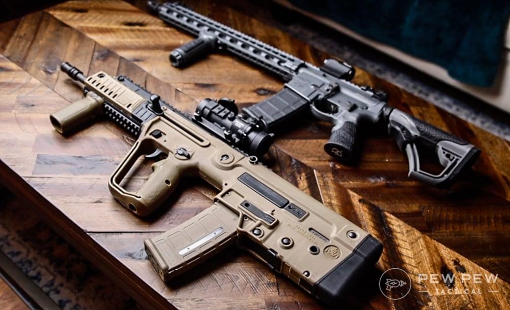 Tavor Vs AR-15