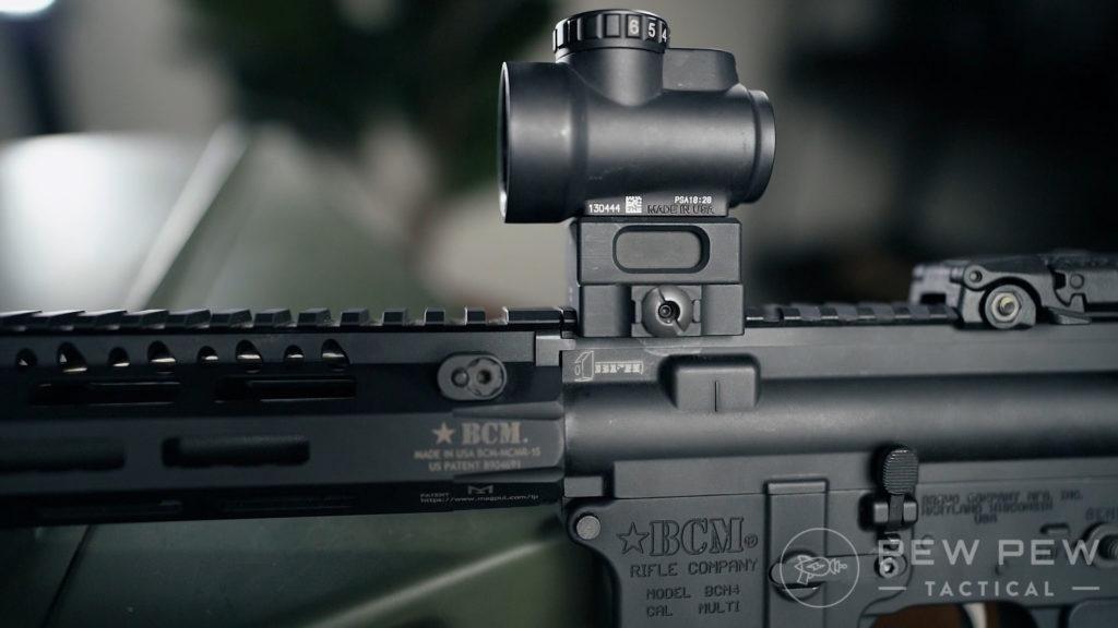 Trijicon MRO BCM Gunfighter
