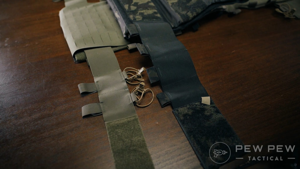 16. RE Factor Tactical Advanced Slickster Cummerbund Comparison 2