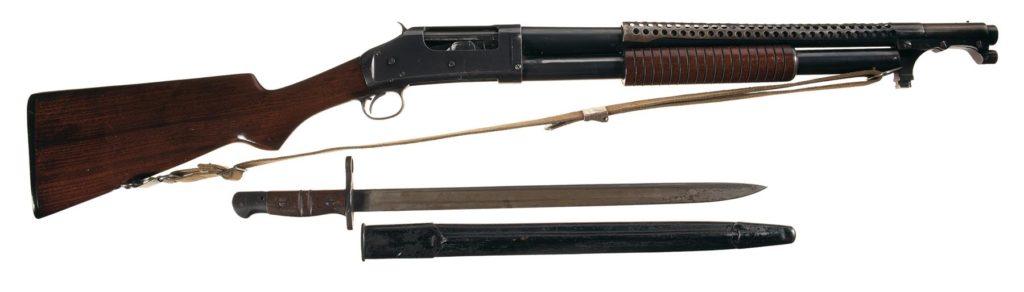 1897 trench shotgun Rock Island Armory