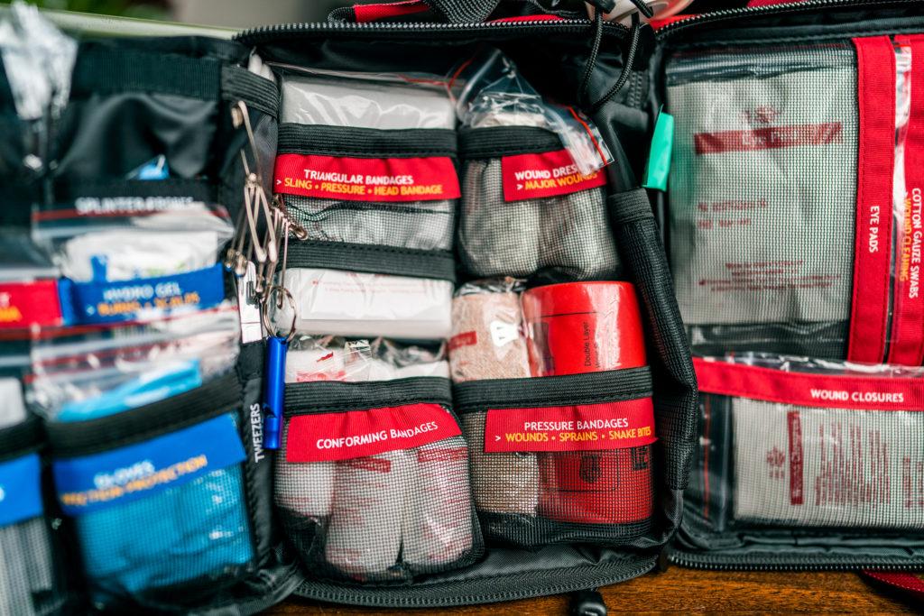 Surviveware Large Kit Opened