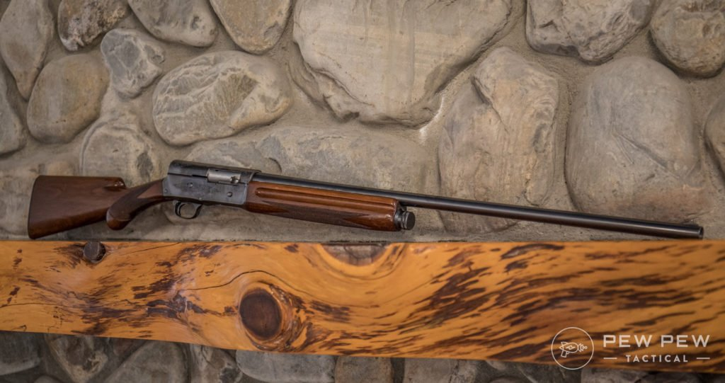 Editor David's Browning Auto 5, made by FN in 1953