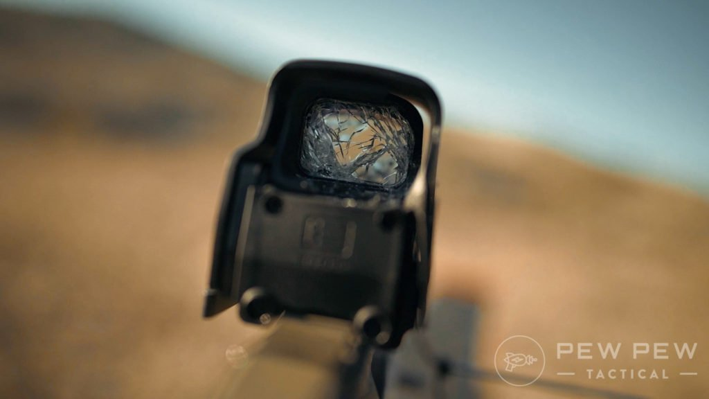 EOTech EXPS 3 Lens