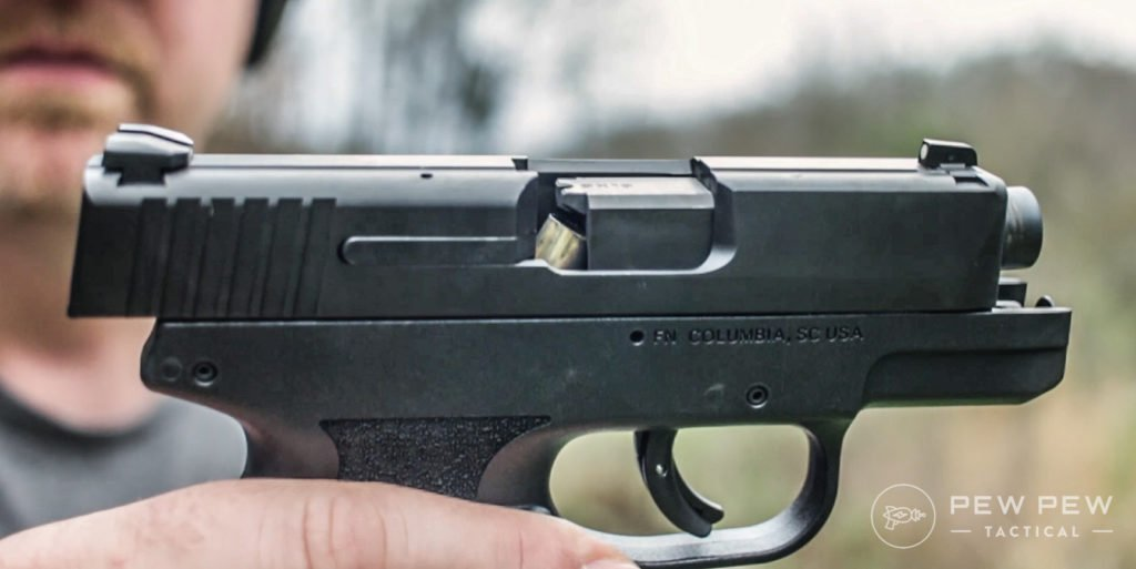 FN503 malf 1, stovepipe