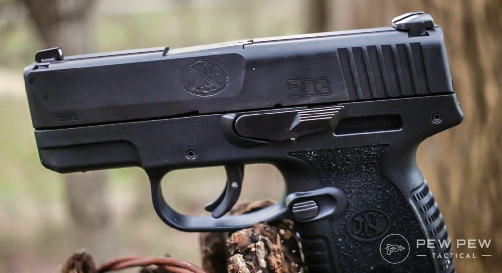 FN503 oversized control