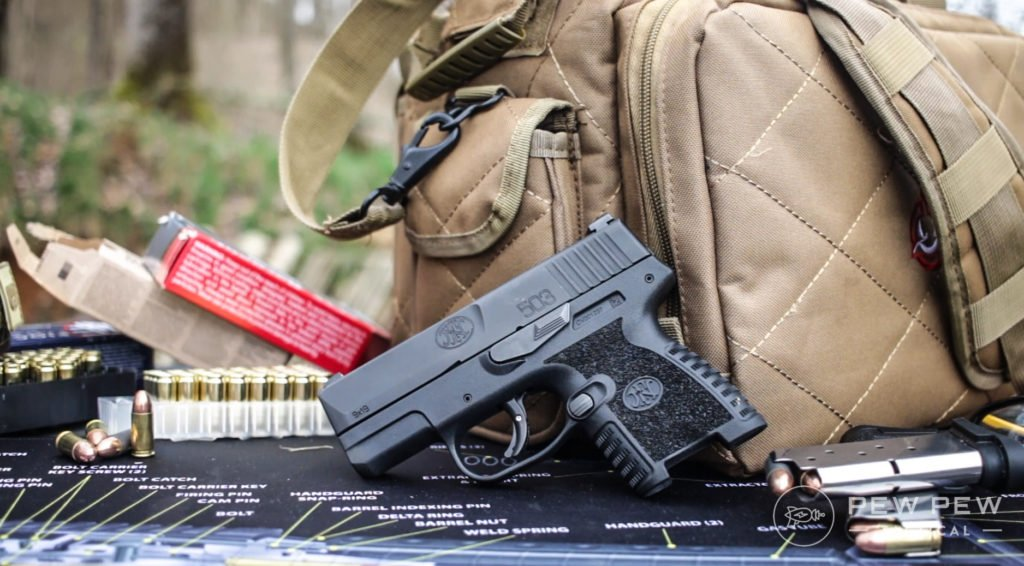 FN503 range ready
