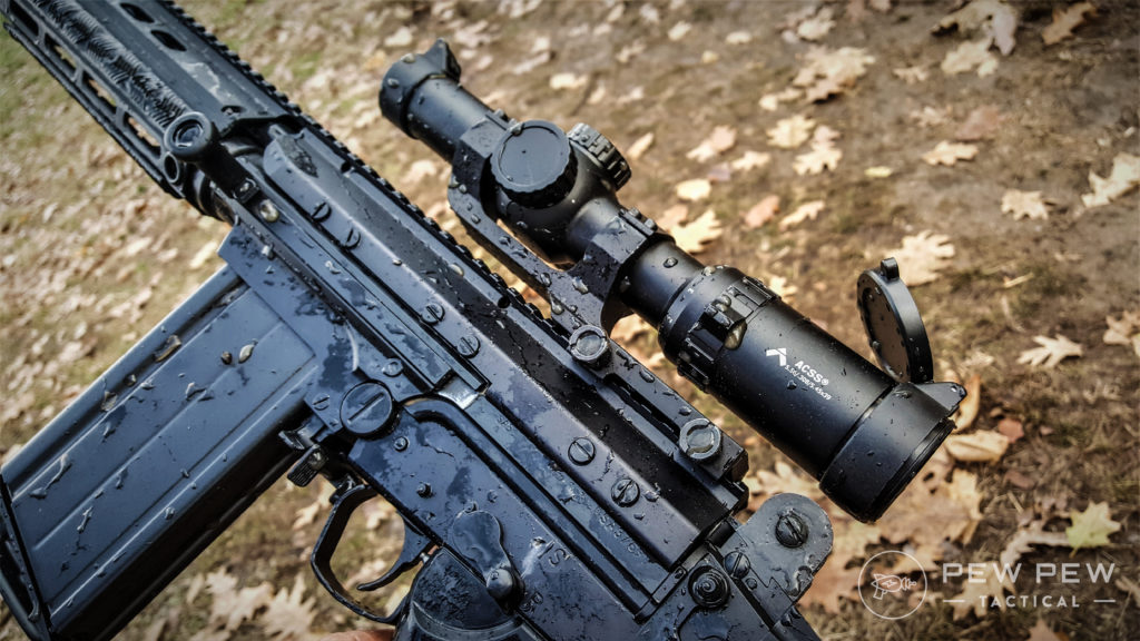 PA 1-8x and FAL
