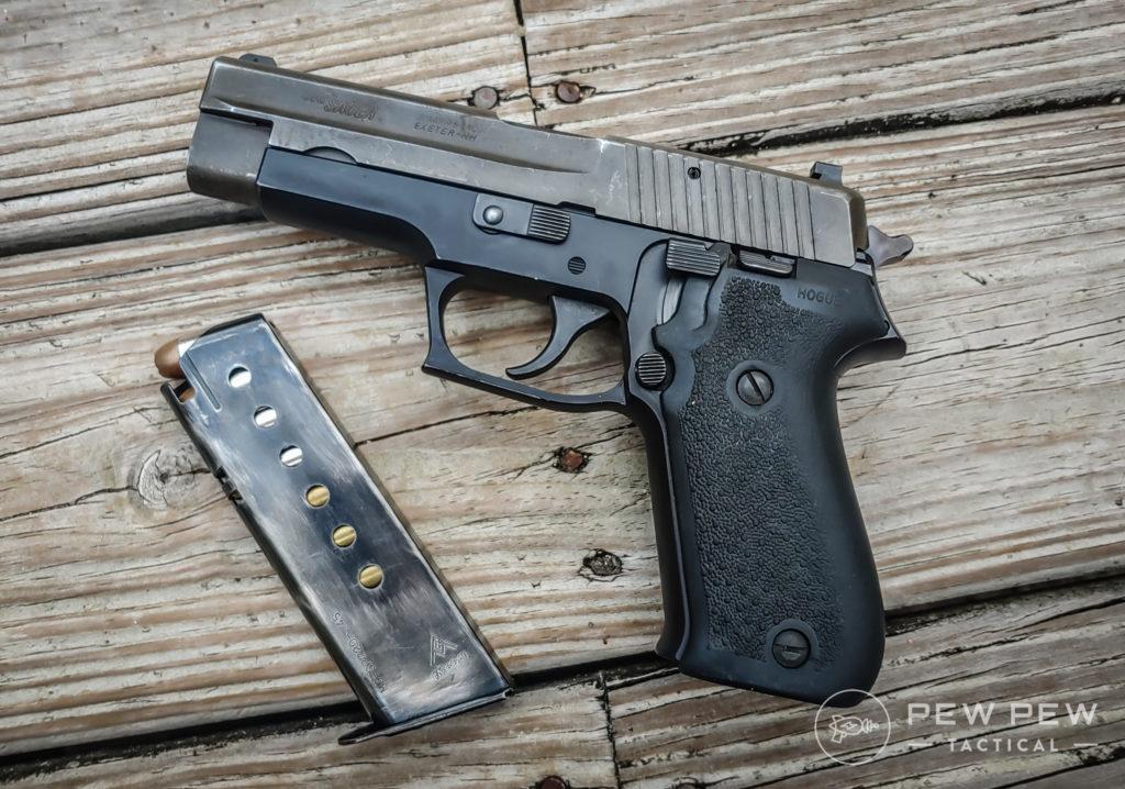 Sig Sauer P220 Condition 4