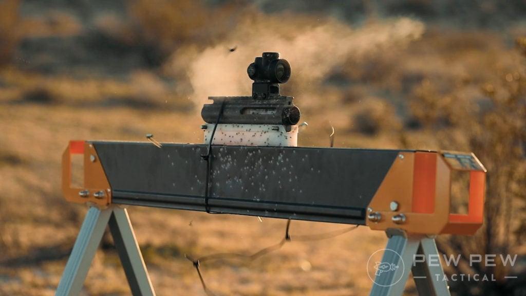 Trijicon MRO 12ga Birdshot