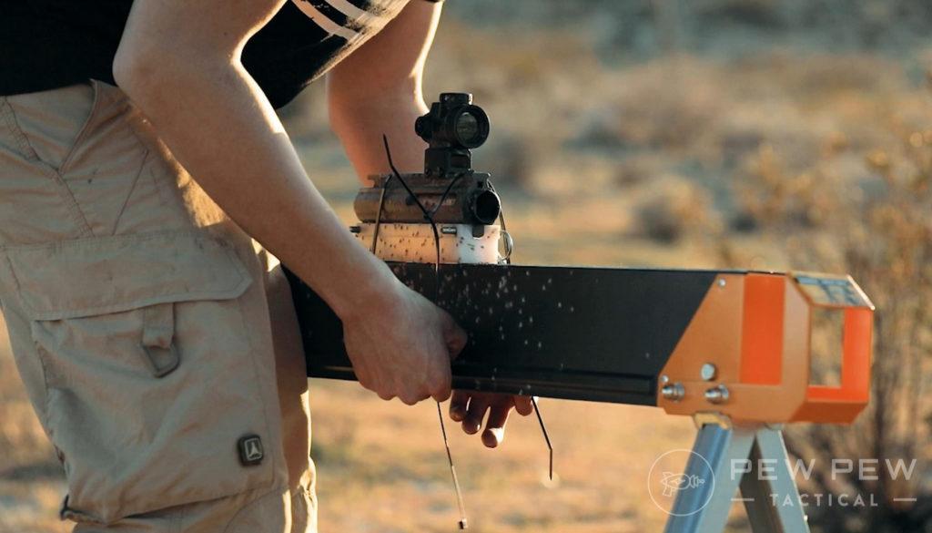 Trijicon MRO Shooting Test