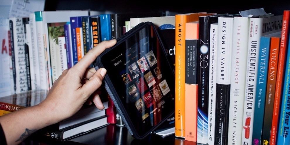e-book vs. print