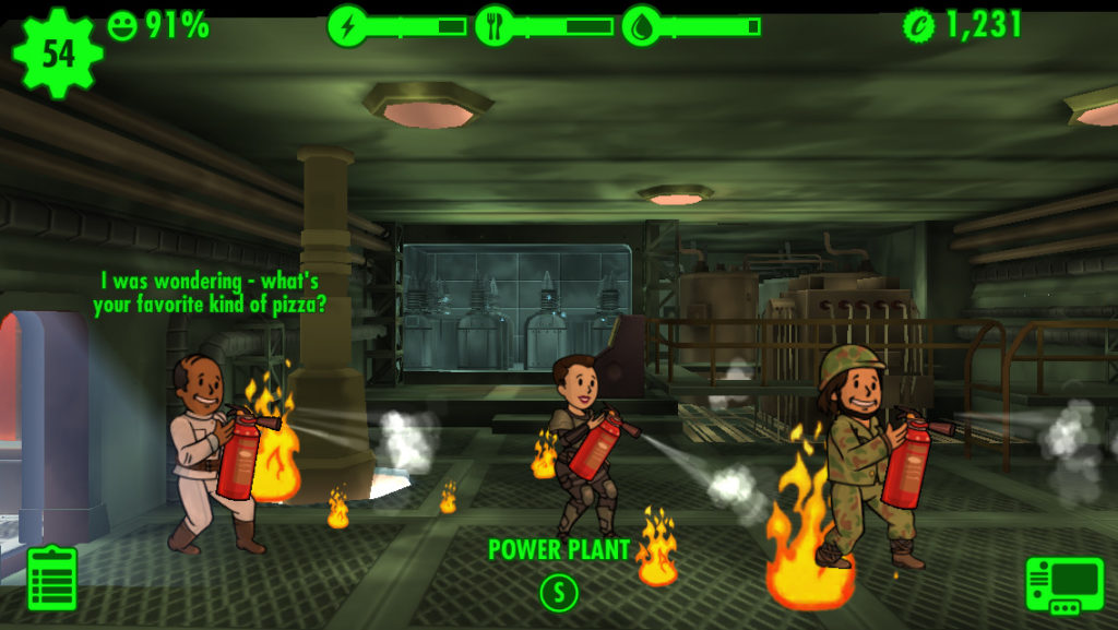 fallout shelter pizza