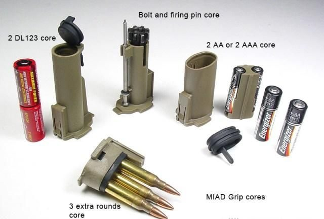 magpul grip core 2