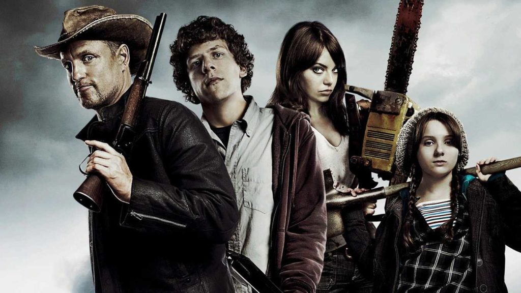 zombieland cast