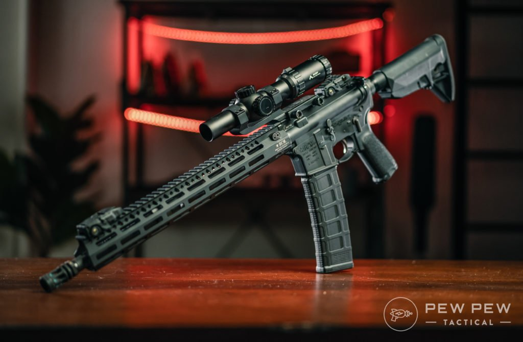BCM with Magpul 40-Rounder