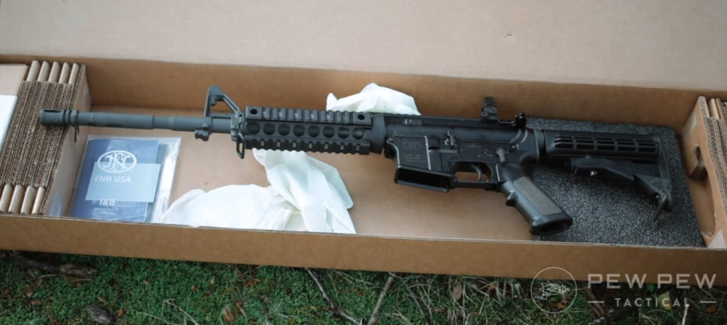 FN 15 in the box