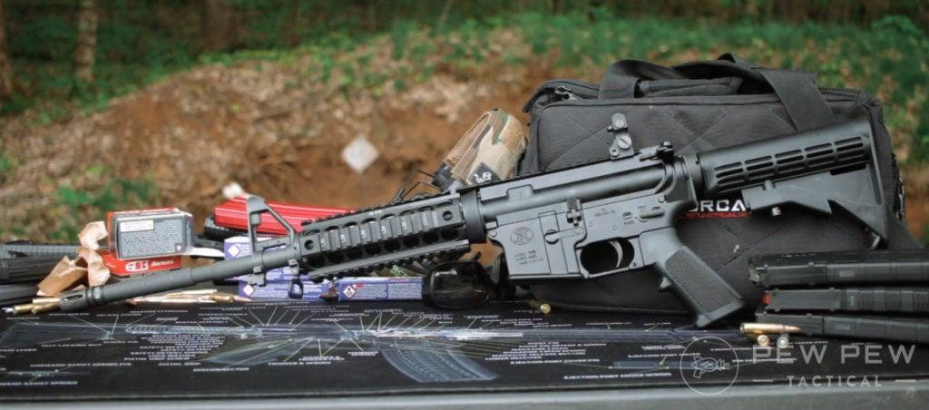 FN 15 range ready