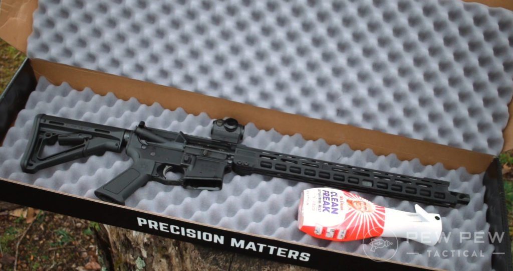 Lead Star Grunt AR-15 (10)