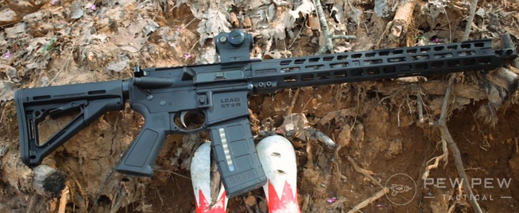 Lead Star Grunt AR-15 (2)