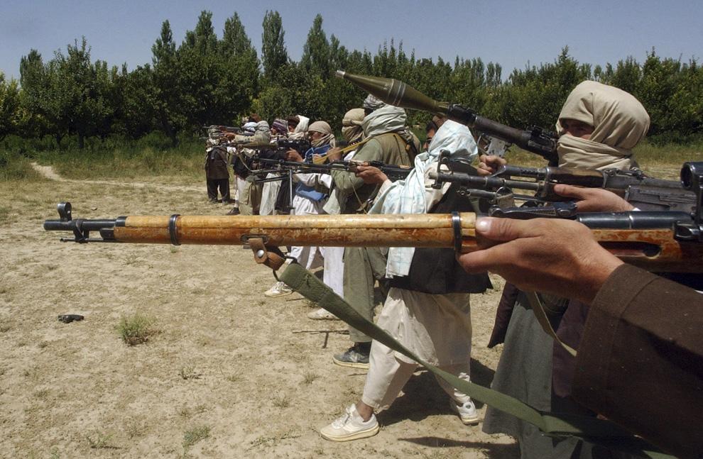 Mosin-Nagant in Afghanistan